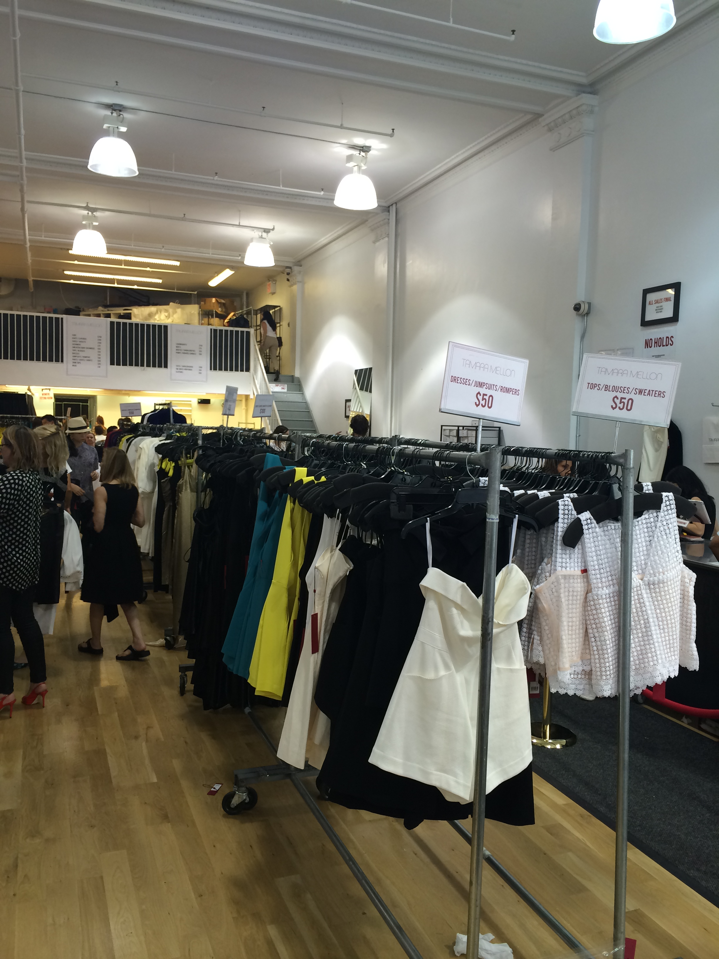 Tamara Mellon Sample Sale Excursion!!! – StyleMeChic NY